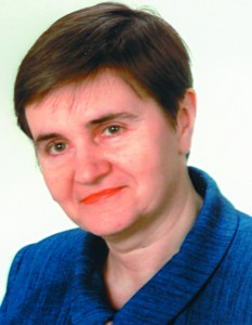 prof. nadzw. dr hab. Danuta Mliczewska